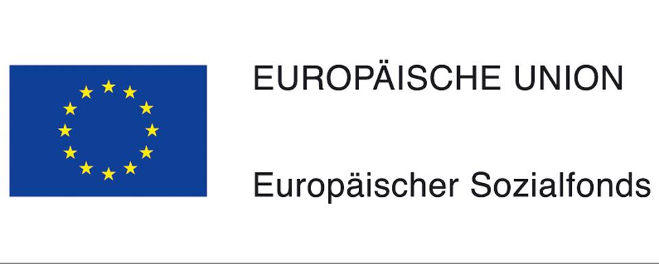 Logo Sozialfond Europäische Union